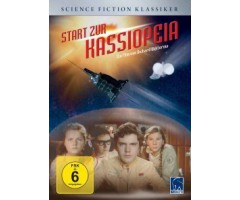 "DVD ""Start zur Kassiopeia"""