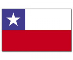 "Flagge ""Chile"""