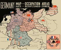 "Flexmagnet ""Germany 1945"""