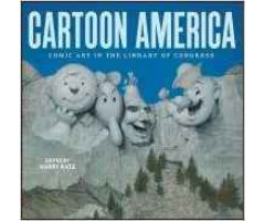 "Harry Katz ""Cartoon America"""