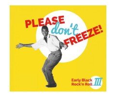 "CD ""Please Don't Freeze!"""