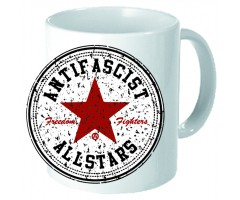 "Henkelbecher ""Antifascist Allstars"""