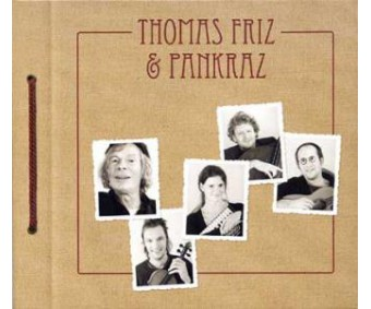 "CD ""Thomas Friz & Pankraz"""