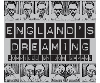 """CD """"England´s Dreaming"""""""