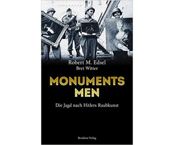 "Robert M. Edsel/Bret Witter ""Monuments Men"""