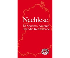 "Klaus Huhn (Hg) ""Nachlese"""