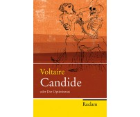 """Voltaire """"Candide"""""""