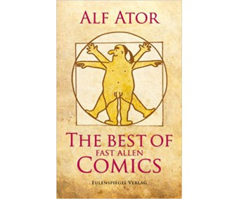 "Alf Ator ""The best of fast allen Comics"""