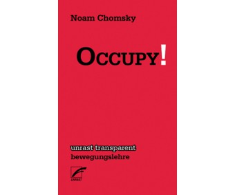 "Noam Chomsky ""Occupy!"""