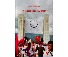 "André Scheer/Claudia Schröppel (Hg.) ""7 Tage im August"""
