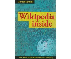 "Günter Schuler ""Wikipedia inside"""