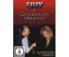 "DVD ""Silly + Gundermann & Seilschaft - Unplugged"""