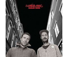 "CD ""Sleaford Mods - English Tapas"""