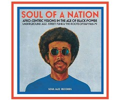 "CD ""Various - Soul Of A Nation(1968-1979)"""