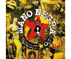 "CD ""Mano Negra - Best Of Mano Negra"""