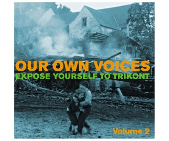 """CD """"Our Own Voices"""" (Vol. 2)"""