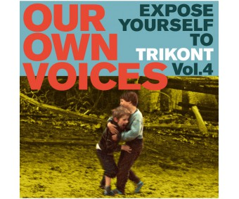 """CD """"Our Own Voices"""" (Vol. 4)"""