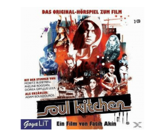 "CD ""Soul Kitchen"" (2-CD)"