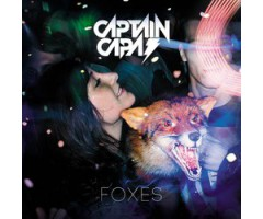 "CD ""Captain Capa - Foxes"""