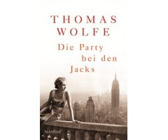 "CD ""Thomas Wolfe - Die Party bei den Jacks"""