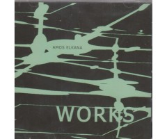 "CD ""Amos Elkana - Works"""