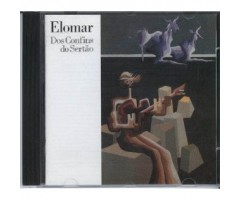 "CD ""Elomar – Dos Confins do Sertao"""