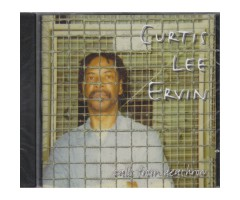 "CD ""Curtis Lee Ervin - Calls from death row"""