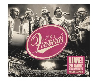 "CD ""The Firebirds - Live! 20 Jahre"""