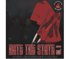 "CD ""Hate The State"" (Vol. 2)"