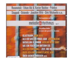 "CD ""Melodie & Rhythmus Vol. 1"""