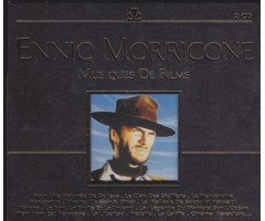 "CD ""Ennio Morricone - Black Line Series"""