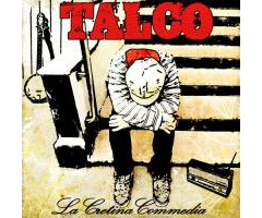 "CD ""Talco - La Cretina Commedia"""