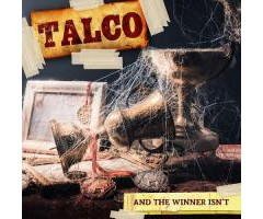 "CD ""Talco - And The Winner Isn't"""