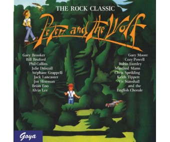 """CD """"Peter and the Wolf"""""""