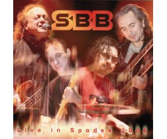 "CD ""SBB - Live in Spodek 2006"""