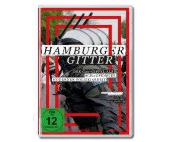 "DVD ""Hamburger Gitter"""