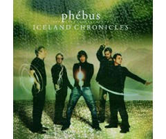 "CD ""Phebus - Iceland Chronicles"""