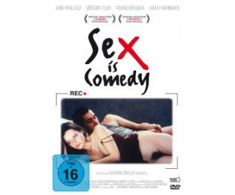 """DVD """"Sex is Comedy"""""""