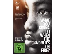 "DVD ""What You Gonna Do When the World's on Fire?"""