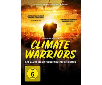 "DVD ""Climate Warriors"""