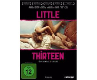"DVD ""Little Thirteen"""