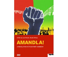 "DVD ""Amandla! A revolution in four-parts harmony"""