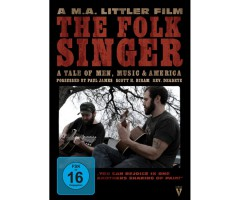 "DVD ""The Folk Singer"""