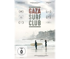 "DVD ""Gaza Surf Club"""