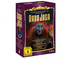 "DVD-Box ""Hexe Baba Jaga Edition"""