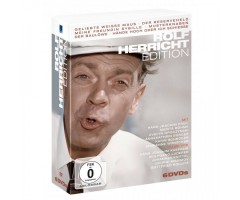 Rolf Herricht-Edition- DVD - Box