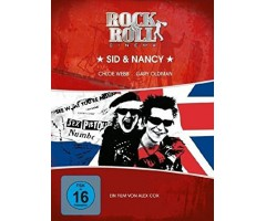"DVD ""Sid & Nancy"""