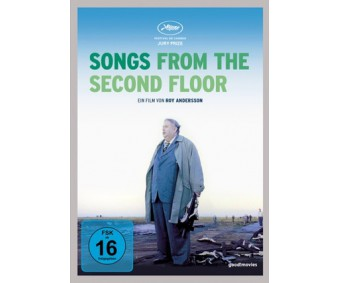"DVD ""Songs from the Second Floor"""
