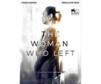 """DVD """"The woman who left"""""""