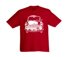 "Kinder-T-Shirt ""Trabant 601"""